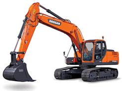 Doosan DX225LCA Excavator