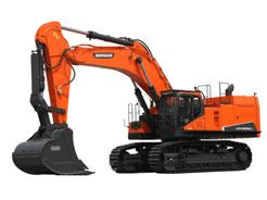 Doosan 800LCA Excavator
