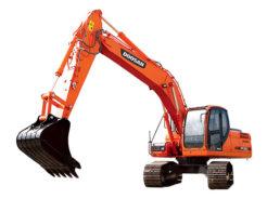 DX220A Doosan Excavator