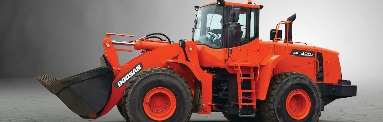 DOOSAN Wheel Loader Special Slider